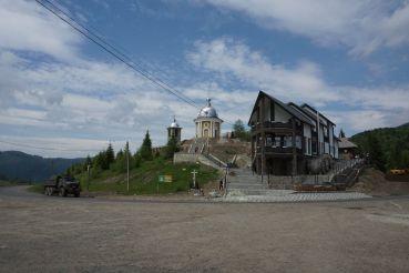 Межигорский (Синевирский) перевал