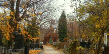 Байкове кладовище, Київ