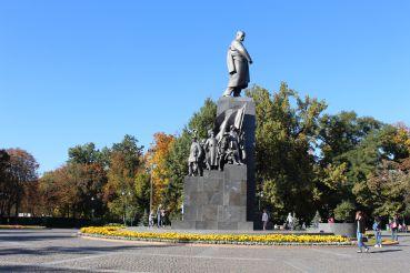 Пам'ятник Тарасові Шевченку, Харків