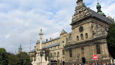 Костел і монастир Бернардинів, Львів