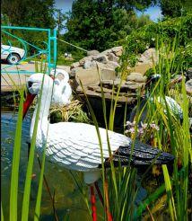 База отдыха Белый лебедь, Капуловка