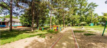 База відпочинку Вікторія, Запоріжжя
