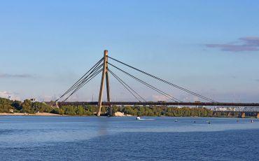 Московский мостовой переход, Киев