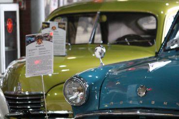 Музей ретро-автомобилей «Машины времени», Днепр
