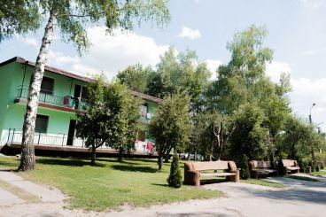 База спортивного отдыха Лесные Озера, Старый Салтов
