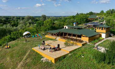 База отдыха Виноград, Ивановка
