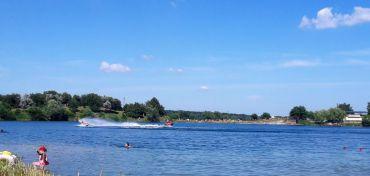 Туристично-оздоровчий комплекс Головчинці-озеро (кар'єр), Головчинці