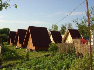 База отдыха Дом рыбака, Берново