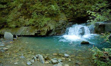 Водопад Девичьи слезы, Яремче