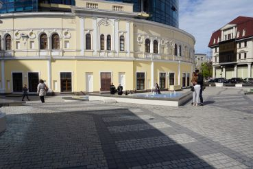 Грецька площа, Одеса