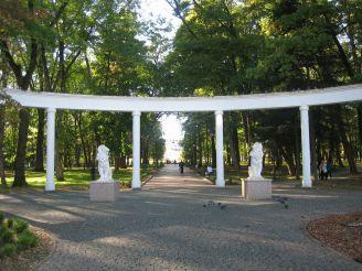Glavni vhod v park