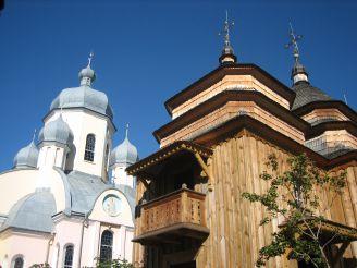 novi i stari hram Pokrova