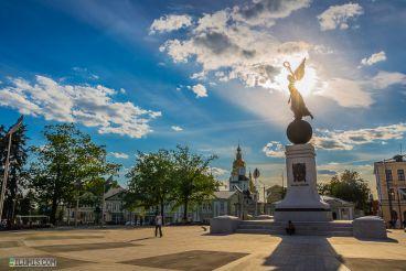 Площа Конституції, Харків
