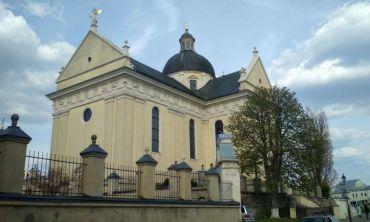 Костел Святого Лаврентия, Жолква