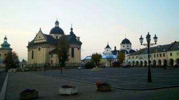 Вічева (Ринкова) площа, Жовква