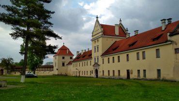 Жолковский замок, Жолква