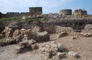 The ancient city of Tyre, Belgorod-Dniester