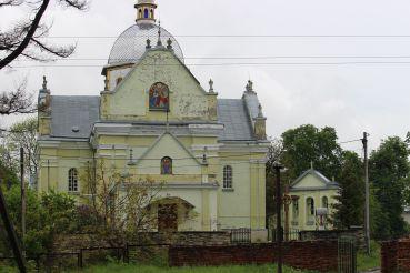 Костел Успения Богородицы, Свирж