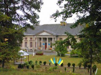 Дворец Орловских, Малиевцы