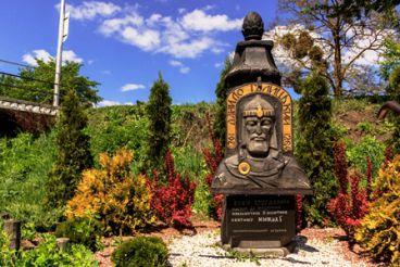Парк імені Данила Галицького, Жидичин