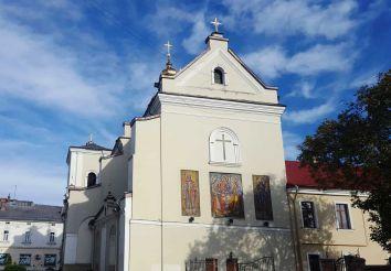Кафедральний собор Пресвятої Трійці, Дрогобич