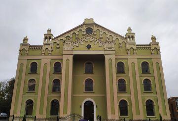 Хоральна синагога, Дрогобич