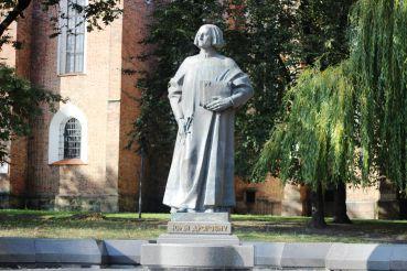 Памˊятник Юрію Дрогобичу, Дрогобич