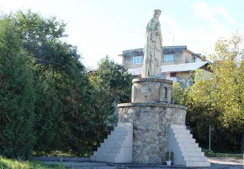 Пам'ятник Святій Варварі, Борислав