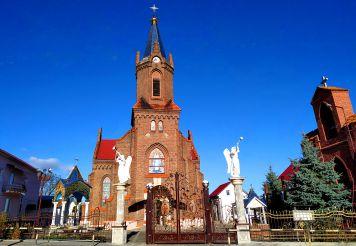 Церква Святої Анни, Борислав