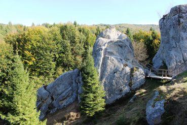 Крепость Тустань, Урыч