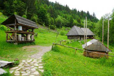 Old Village Museum, Kolochava