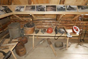 Музей лісу і сплаву, Синевирська Поляна