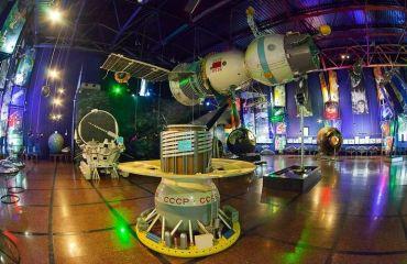 Museum of Cosmonautics  Korolyova