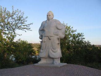 Пам'ятник Тарасу Бульбі, Запоріжжя