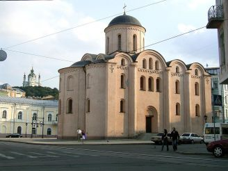 Assumption of Blessed Virgin Mary (Pyrohoshcha) Church