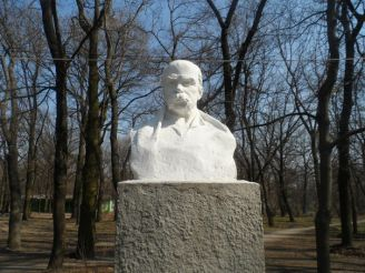 Парк Горького, Мелітополь