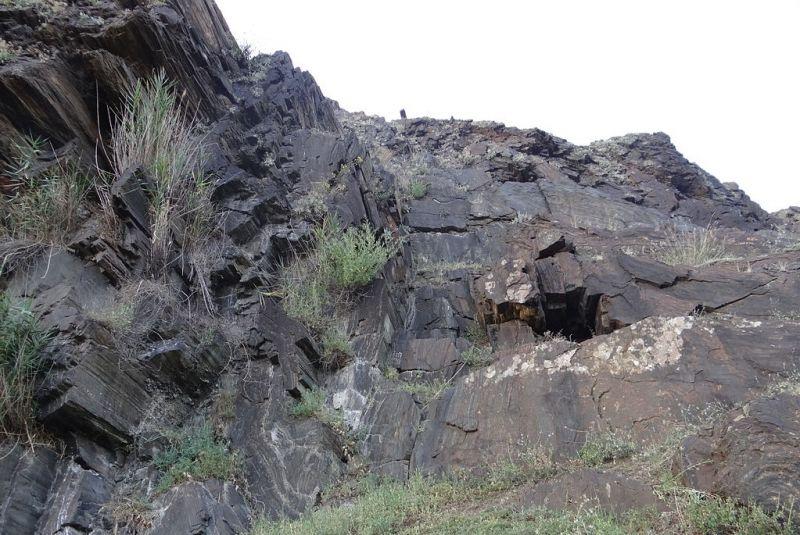 Скелі МОДРу, Кривий Ріг — фото, опис, адреса