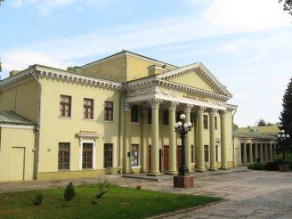Potemkin`s palace, Dnepropetrovsk