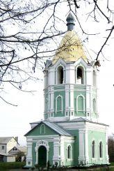 Варваринская церковь, Китайгород