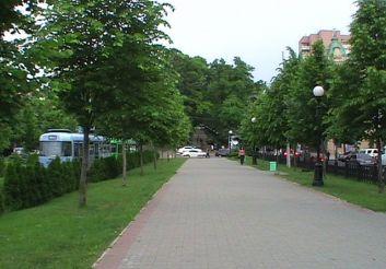 Проспект Дмитрия Яворницкого, Днепр