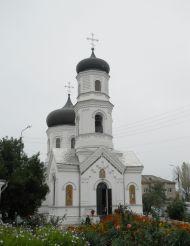 Спасо-Преображенский собор, Никополь