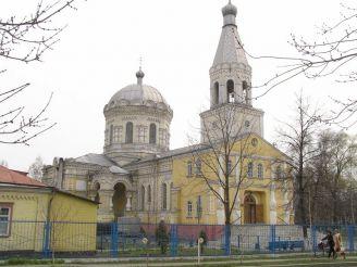 Петропавлівська церква, Петропавлівка
