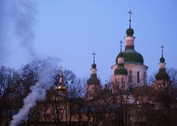 Кирилловская церковь, Киев