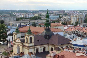 Костел Пресвятої Діви Марії, Івано-Франківськ
