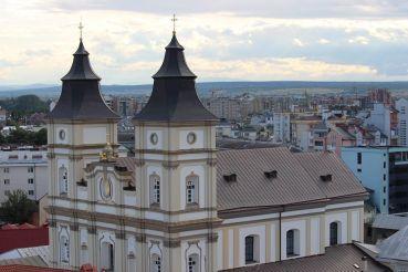 Кафедральный Воскресенский собор, Ивано-Франковск