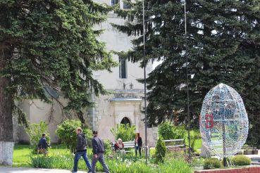 Площа Роксолани, Рогатин