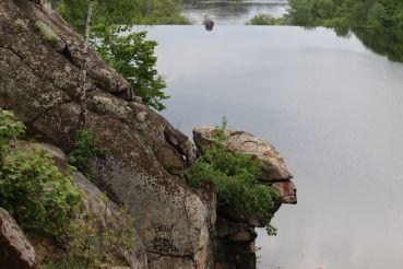 Chatzky's Head Rock