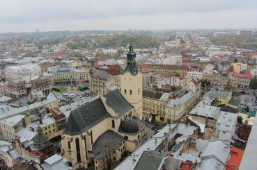 Латинский собор, Львов