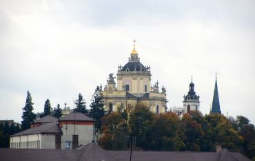 St George Cathedral in Lviv