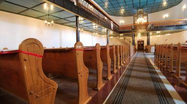 Реформатська церква, Дерцен